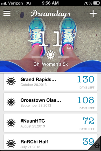 Countdown to Fall 2013 Races Jenny Poore