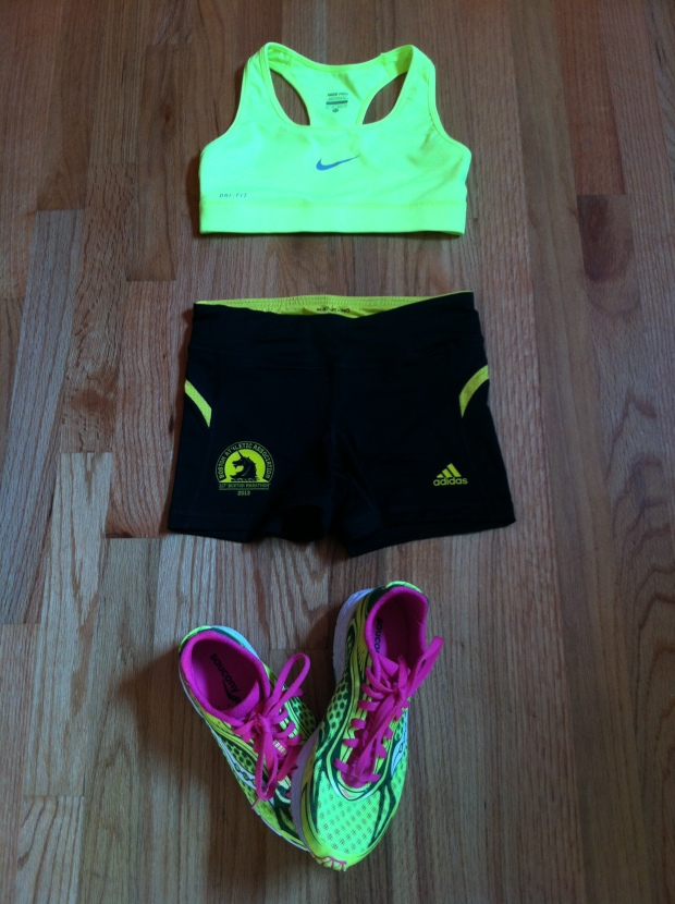 Chicago Women's 5k Badass Outfit