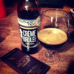 Runner's Fuel = Beer + Chocolate
