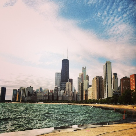 Chicago's Lakefront Path