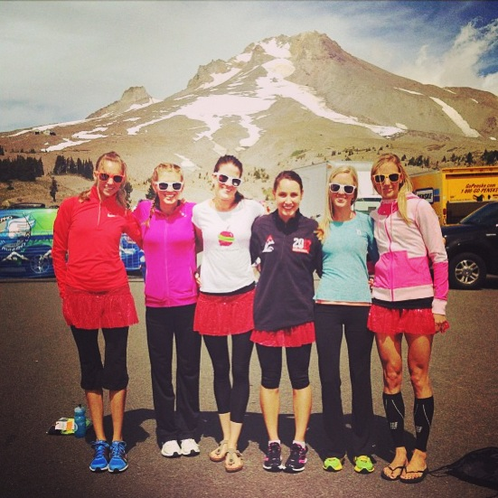 Hood to Coast Relay Nuun Hydration 2013