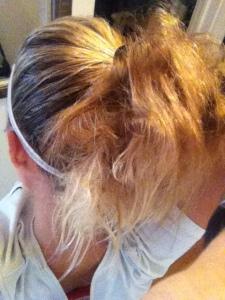Furball ponytail